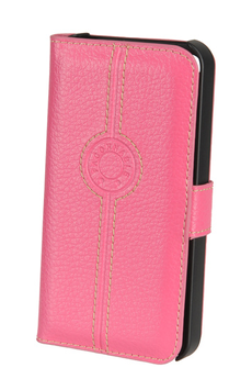 Housse pour iPhone ETUI FOLIO IPHONE 4/4S ROSE Faconnable