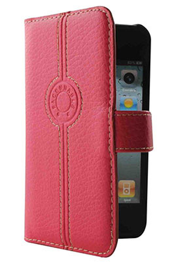 Housse pour iphone faconnable folio iphone 5c rose for Housse iphone 5c