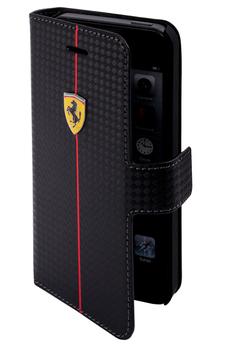 Housse pour iPhone ETUI FOLIO SCUDERIA POUR IPHONE 5/5S Ferrari