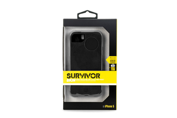 Housse pour iPhone COQUE SURVIVOR SKIN IPHONE 5/5S Griffin