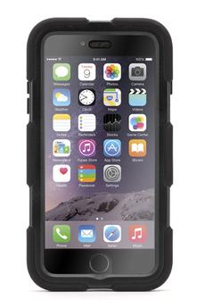 Housse pour iPhone HOUSSE SURVIVOR POUR IPHONE 6/6S Griffin
