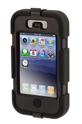 nav achat telephonie accessoire pour iphone housse protection griffin houssa survivor  s
