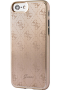 Housse pour iPhone Guess COQUE DE PROTECTION GUESS OR POUR IPHONE 7