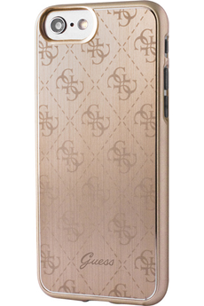 Housse pour iPhone COQUE DE PROTECTION GUESS OR POUR IPHONE 7 Guess