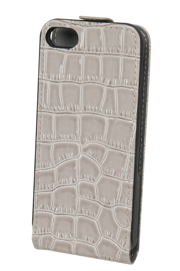 Housse pour iphone guess etui croco beige iphone 5 5s for Housse iphone 6 guess