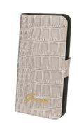 Guess ETUI FOLIO IPHONE 5C CROCO