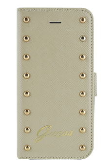 Housse pour iPhone Folio iPh5S BG new Guess