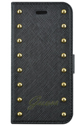Guess Folio iPhone 5S noir