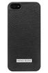 Housse pour iPhone COQUE CUIR NOIR POUR IPHONE 5/5S Hugo Boss
