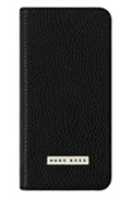 Hugo Boss Etui Folio noir HUGO BOSS pour iPhone 5/5S