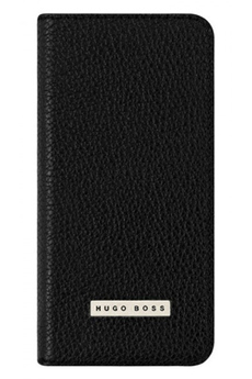 Housse pour iPhone Etui Folio noir HUGO BOSS pour iPhone 5/5S Hugo Boss
