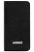 Housse et étui pour téléphone mobile ETUI FOLIO HUGO BOSS CUIR NOIR POUR GALAXY S5 Hugo Boss