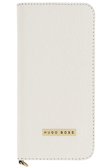 Housse pour iPhone ETUI FOLIO BLANC POUR IPHONE 6/6S Hugo Boss