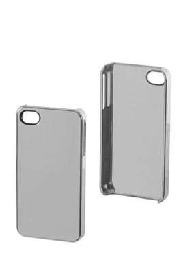 Housse pour iphone iluv coque miroir iphone 4 4s 1318217 for Application miroir iphone