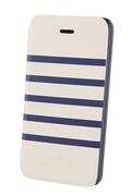 Jpg Etui Marin Blanc/Bleu iPhone 5C Jean-Paul Gaultier