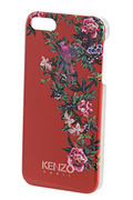Kenzo Coque Exotique ROUGE IPHONE 5/5S
