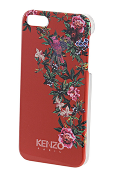 Housse pour iPhone Coque Exotique ROUGE IPHONE 5/5S Kenzo