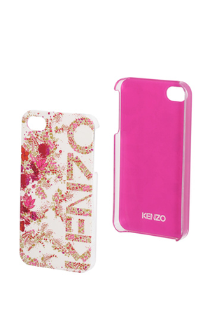 Coque iPhone Kenzo Coque Kenzo pour iPhone 4 4S   Darty 5294c2a5910