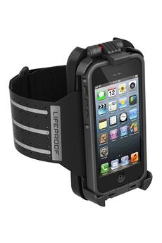 Housse pour iPhone BRASSARD SPORT NOIR POUR IPHONE 5/5S Lifeproof