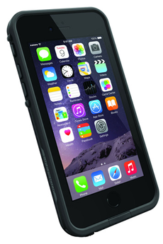 Housse pour iPhone COQUE DE PROTECTION NOIR LIFEPROOF FRE POUR IPHONE 6 Lifeproof
