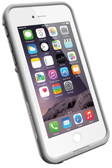 Housse pour iPhone COQUE DE PROTECTION blanc LIFEPROOF FRE POUR IPHONE 6 Lifeproof