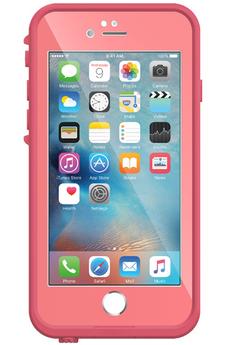 Housse pour iPhone COQUE DE PROTECTION FRE ROSE POUR IPHONE 6 Lifeproof