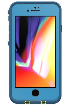 Coque iPhone COQUE DE PROTECTION FRE VIOLETTE POUR IPHONE 7 8 Lifeproof 03bebe92d0378