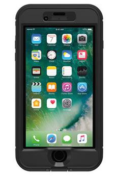 Housse pour iPhone COQUE DE PROTECTION NOIRE LIFEPROOF NUUD POUR IPHONE 6 Plus/6S Plus Lifeproof