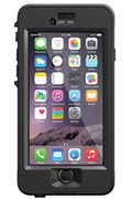 Lifeproof COQUE DE PROTECTION ETANCHE NOIR NUUD POUR IPHONE 6