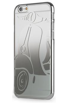 Housse pour iPhone COQUE TRANSPARENTE AVEC MOTIF SCOOTER POUR IPHONE 6 Meliconi