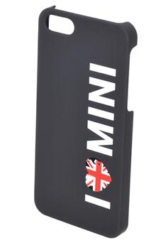 Housse pour iPhone Coque I Love Mini pour iPhone 5/5S Mini