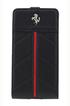 Ferrari Etui à rabat Ferrari en cuir noir pour iPhone 4/4S photo 2