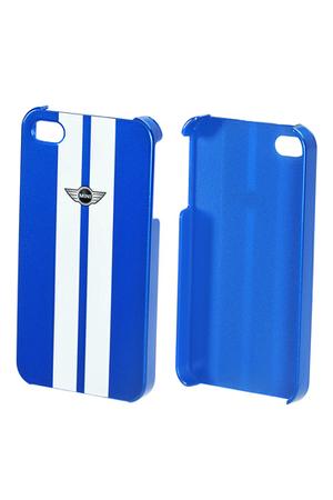 modelabs housse racing bleu iphone 4g 4s t1203091330411A 210023480