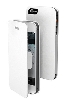Housse pour iPhone Etui folio iPhone 5/5S Muvit