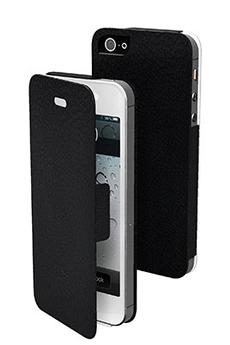 Housse pour iPhone Etui folio pour iPhone 5/5S Muvit