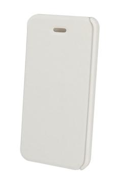 Housse pour iPhone Folio blanc pour iPhone 5C Muvit
