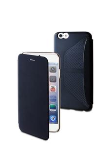 Housse pour iPhone EASY FOLIO NOIR POUR IPHONE 6/6S Muvit