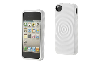 Housse pour iPhone Coque goutte d'eau iPhone 4/4s Muvit
