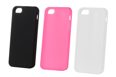 Housse pour iphone muvit lot 3 coques silicone iphone 5 5s for Housse ipod shuffle