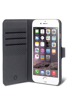 Housse pour iPhone ETUI FOLIO BLANC POUR IPHONE 6/6S Muvit