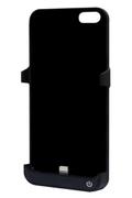 Neoxeo COQUE DE PROTECTION AVEC BATTERIE NOIRE POUR IPHONE 5/5S