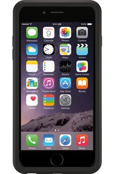 Housse pour iPhone COQUE ANTICHOC NOIR POUR IPHONE 6 Plus/6S Plus Otterbox