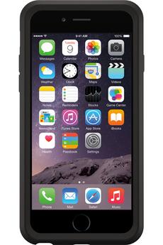 Housse pour iPhone COQUE ANTICHOCS NOIR POUR IPHONE 6/6S Otterbox