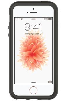 Housse pour iPhone COQUE DE PROTECTION SYMETRY noire POUR IPHONE SE Otterbox