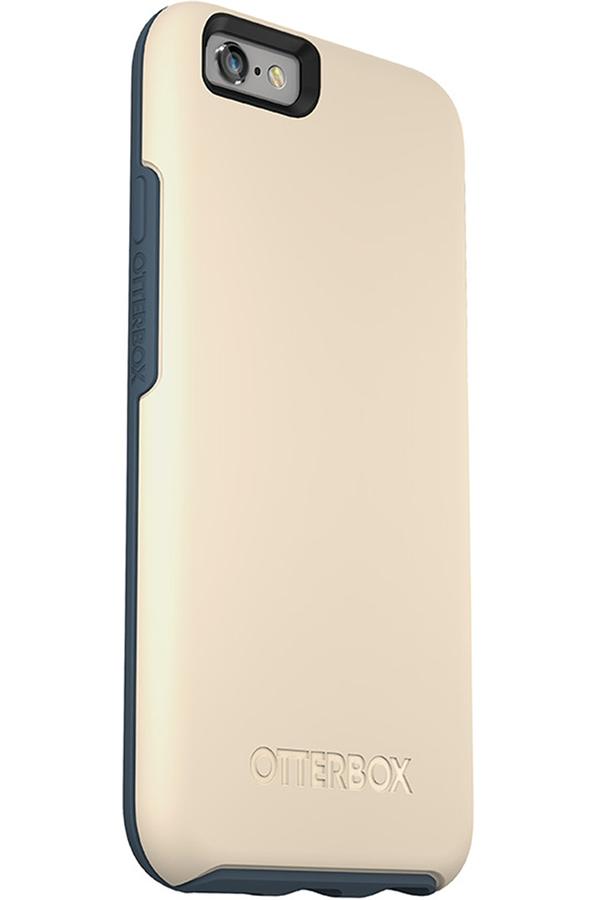 Housse pour iphone otterbox coque de protection beige pour for Housse pour iphone 6