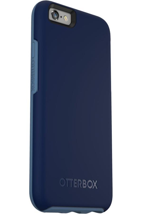 Housse pour iphone otterbox coque de protection bleue pour for Housse pour iphone 6