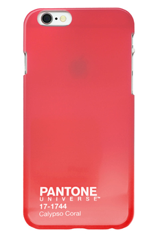 Housse pour iPhone COQUE ROSE IPHONE 6 Pantone