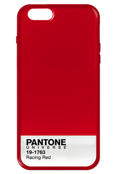 Housse pour iPhone COQ RACING RED IP6/6S Pantone