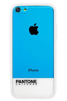 Housse pour iPhone COQUE BLANCHE POUR IPHONE 5C Pantone