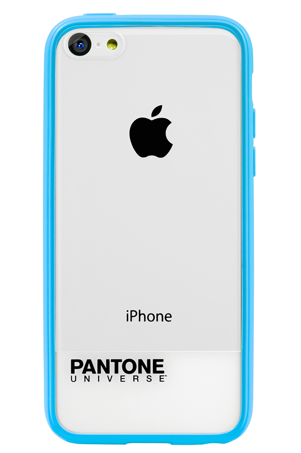 Housse pour iphone pantone coque bleue iphone 5c for Housse iphone 5c